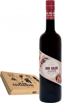 Ron Colon - Coffee Infused Rum