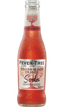 Fever Tree - Blood Orange Soda