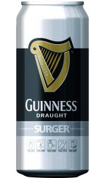 Guinness - Surger Cans