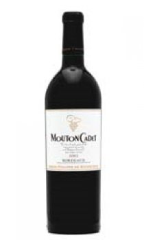 Rothschild - Mouton Cadet Red 2011