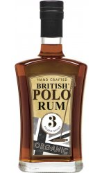 British Polo Gin - Organic Double Spiced Rum