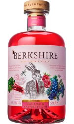 Berkshire Botanical - Rhubarb and Raspberry Gin