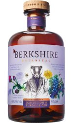Berkshire Botanical - Dandelion and Burdock Gin