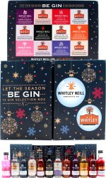 The 12 Gins Of Christmas