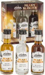 Peaky Blinders Spirit Taster Selection