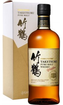 Nikka - Taketsuru Pure Malt New Release