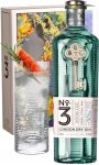 No3 - London Dry Gin Highball Gift Pack