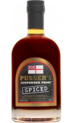 Pussers - Gunpowder Proof Spiced
