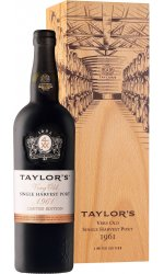 Taylors - Very Old Single Harvest 1961