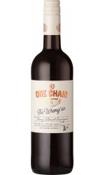 One Chain Vineyards - The Wrong Un Shiraz Cabernet 2019