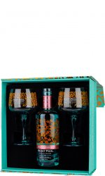 Silent Pool - Rose Expression Gin and 2 Copa Gift Set