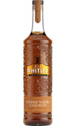 JJ Whitley - Toffee Vodka Liqueur