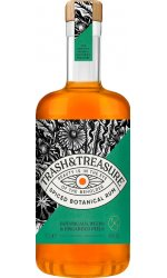 Warner Edwards - Trash & Treasure Spiced Botanical Rum