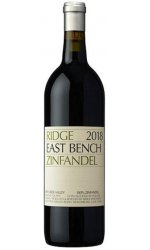 Ridge Vineyards - East Bench Zinfandel 2018