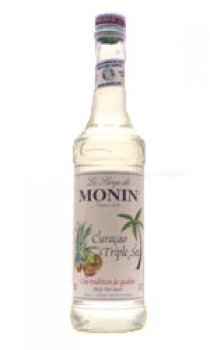 Monin - Orange Curacao Triple Sec