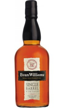 Evan Williams - 2012 Single Barrel