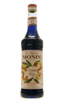 Monin - Curacao Blue