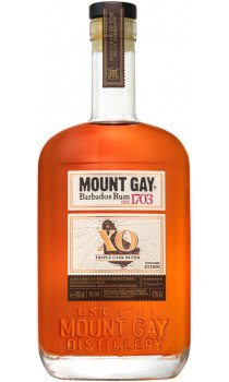 Mount Gay Rum - Extra Old