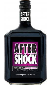 Aftershock - Hot & Cool Spiced Berry
