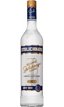 Stolichnaya - 100 Proof Premium vodka