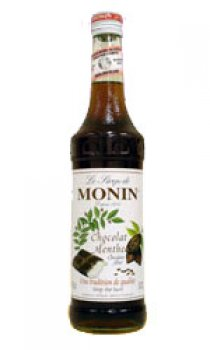 Monin - Chocolate Menthe (Chocolate Mint)