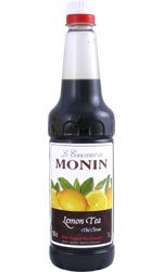 Monin - Lemon Tea
