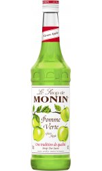 Monin - Pomme Verte (Green Apple)
