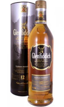 Glenfiddich - Caoran Reserve 12 Year Old