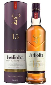 Glenfiddich - Solera Reserve 15 Year Old