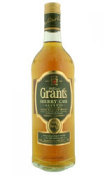 Grants - Sherry Cask Finish
