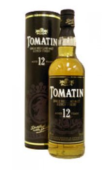 TOMATIN - 12 Year Old