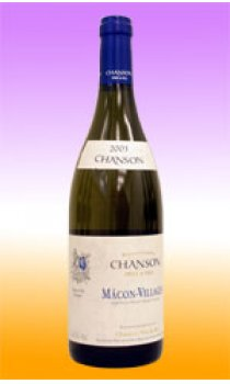 CHANSON PERE & FILS - Macon Villages 2003