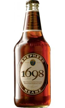 Shepherd Neame - 1698 Celebration Ale