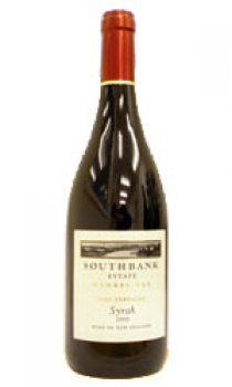 SOUTHBANK ESTATE - Hawkes Bay, Reserve Syrah 2005