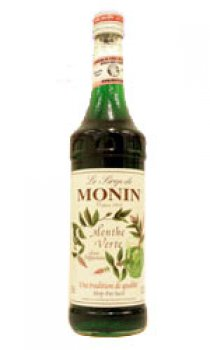 Monin - Menthe Verte (Green Peppermint)