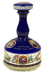 Pussers - Trafalgar 15 Year old Ceramic Decanter