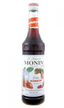 Monin - Fraise Bon Bon (Candy Strawberry)