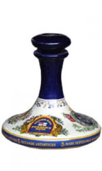 Pussers - Admiral Lord Nelson Ships Decanter