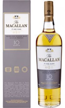 MACALLAN - 10 Year Old Fine Oak