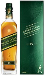 Johnnie Walker - Green Label 15 Year Old