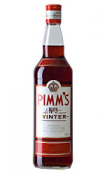 Pimms No 3 - Winter