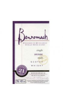 BENROMACH - Tokaji Wood Finish