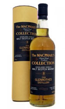 Glenrothes - 8 Year Old MacPhails Collection