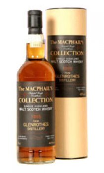 Glenrothes - 1969 MacPhails Collection