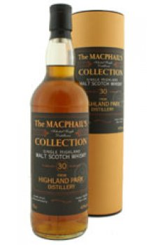 HIGHLAND PARK - 30 Year Old MacPhails Collection