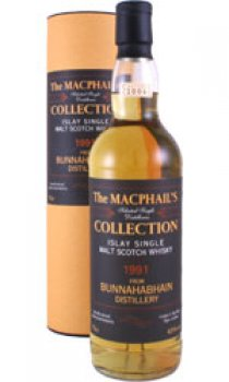 BUNNAHABHAIN - 1991 MacPhails Collection