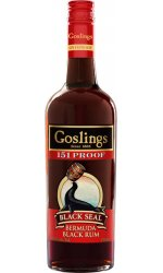 Goslings - Black Seal 151 Proof