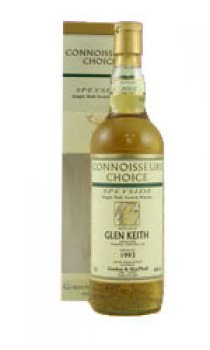 Glen Keith - 1996 Gordon & MacPhail Connoisseurs Choice Range