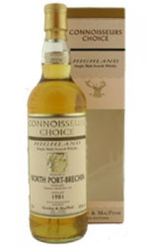 NORTH PORT BRECHIN - 1982 Gordon & MacPhail Connoisseurs Choice Range