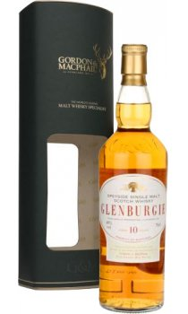 Glenburgie - 10 Year Old The Gordon & MacPhail Speyside Malt Range